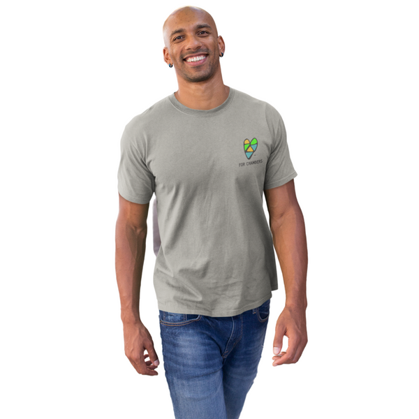 Pebble - For Chambers Logo Shirt