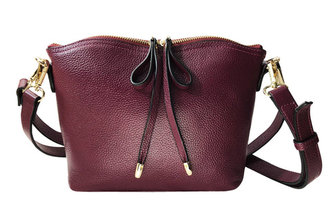 Lana Leather Crossbody Bag - Jon Louis
