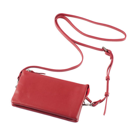Stacy Leather Slingbag