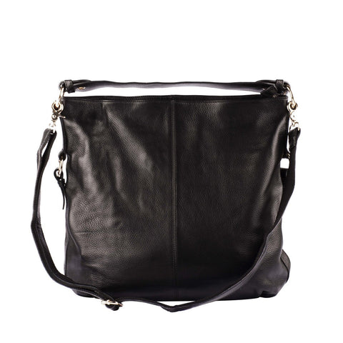 Alison Leather Shoulder Bag - Jon Louis