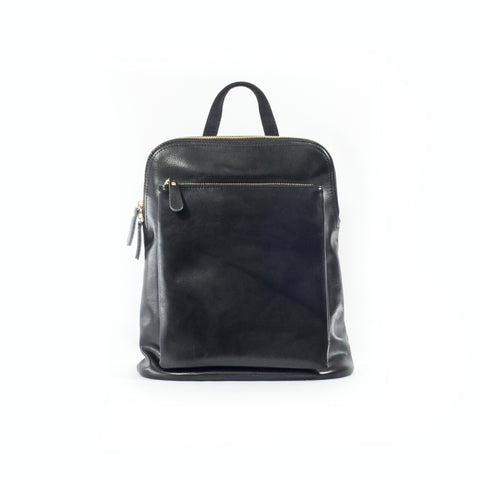 Avery Leather Backpack