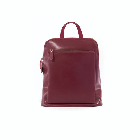 Avery Leather Backpack - Jon Louis