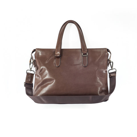 Cole Leather Document Bag - Jon Louis