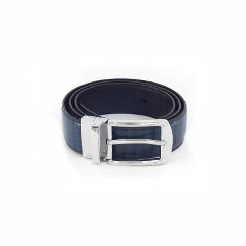 Emmett Leather Buckle Belt
