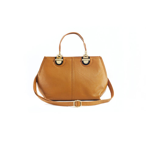 Grace Leather Tote