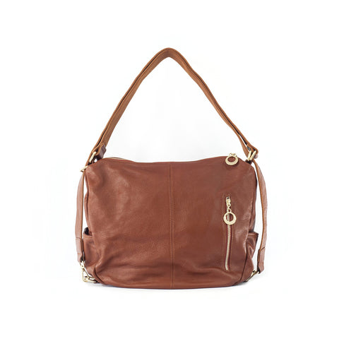 Jane Leather Handbag - Jon Louis