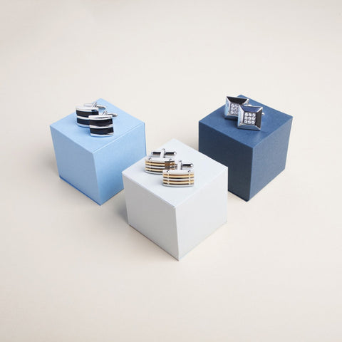 Set of Trio Cufflinks