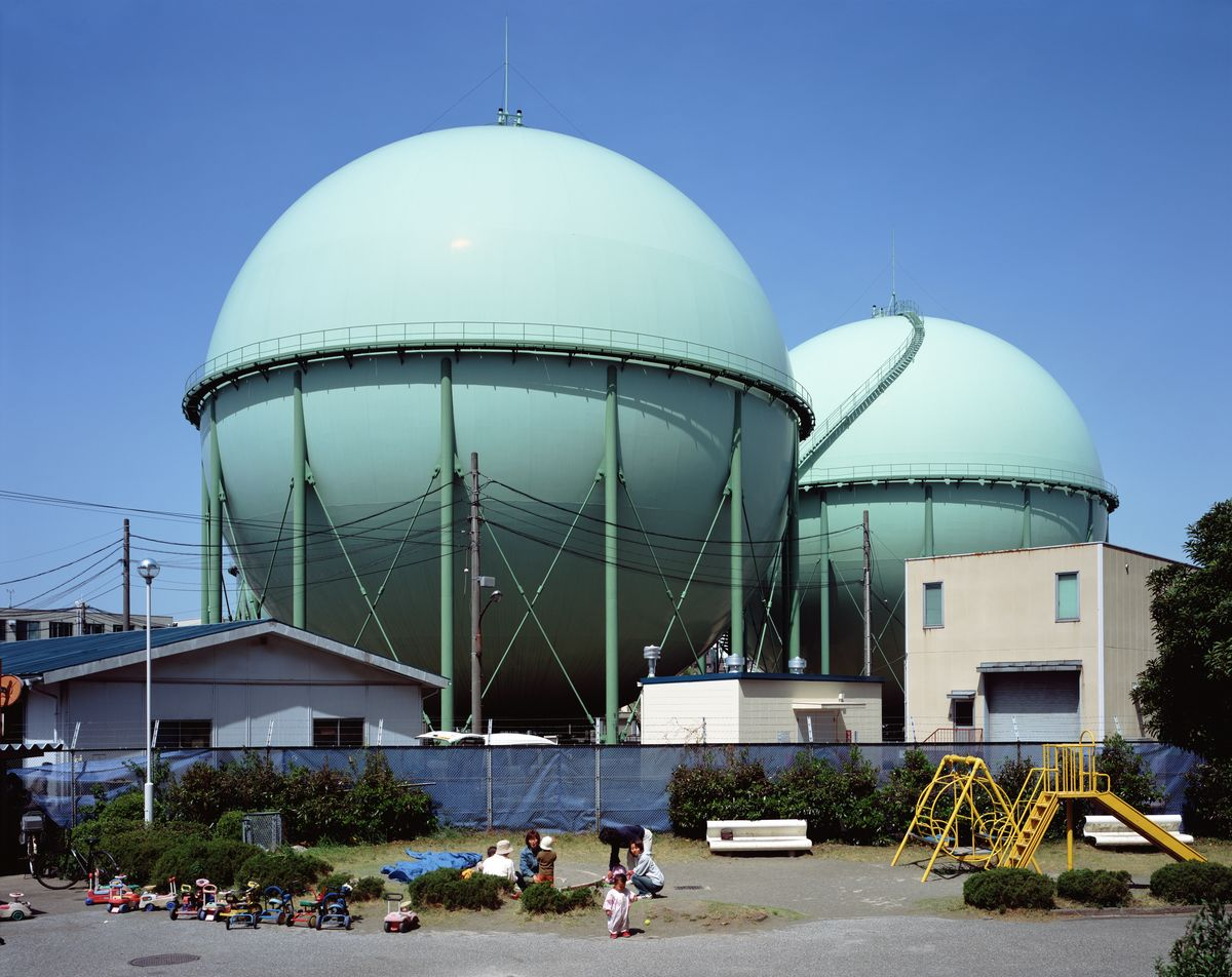 Human Landscapes, The Gas Works Tokyo 2003