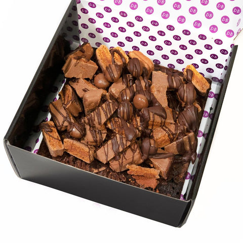 Dessert Boxes - Loaded Brownie