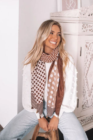 Esther & Co - Iza Scarf New Arrivals