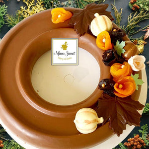 Thanksgiving Bonbon Cake
