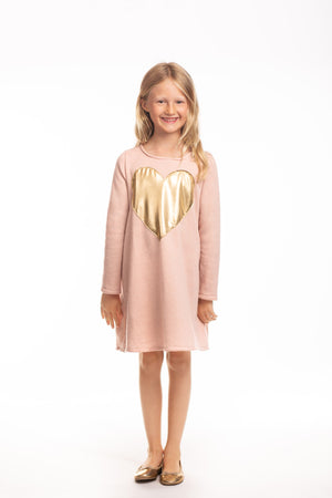 Gold Heart Tunic