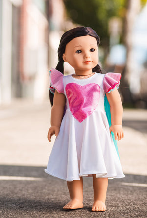 Unicorn Doll Dress