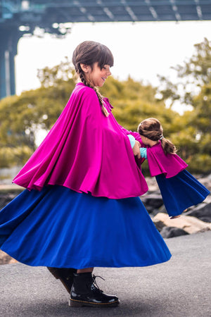 Matching Girl & Doll Princess of the North Dress