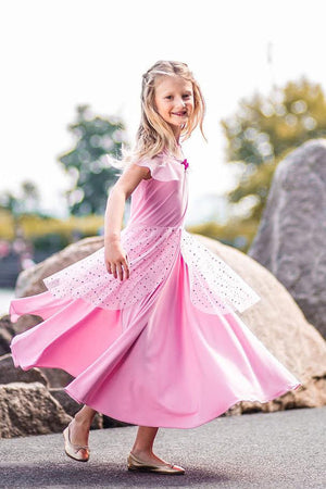 Rose Princess Twirl Dress
