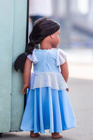 Happily Ever After Doll Dress