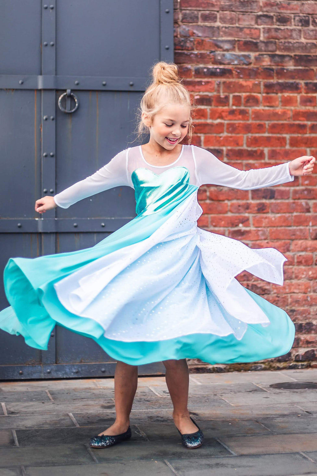 Ice Queen Twirl Dress