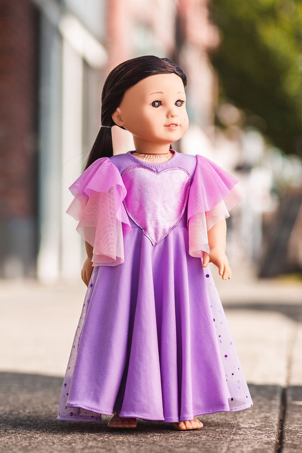 Enchanted Doll Dress