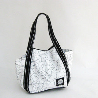 SIROTAN Tote Bag Black