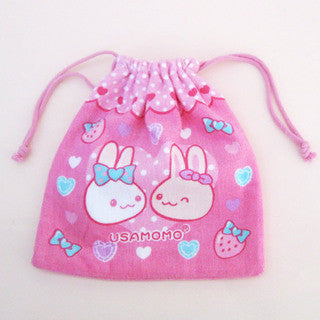 Usamomo Bag Towel String Ribbon M