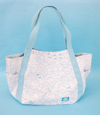 SIROTAN Tote Bag Blue