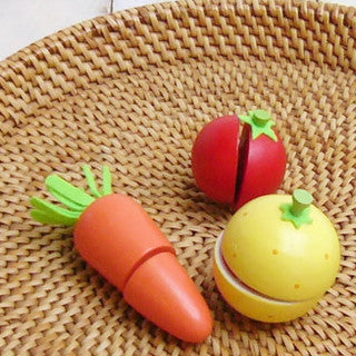 Mother Garden Food Series Carrot Tomato & Yuzy