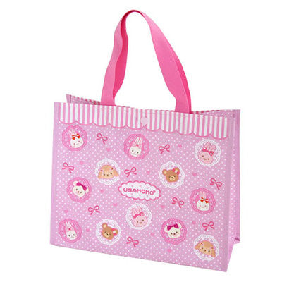 Usamomo Bag Usamomo Friends Pattern