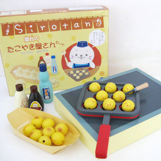 SIROTAN Tako-Ball Cooking Kit