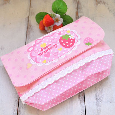 Mother Garden Bag Strawberry Lunch Bag