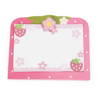 Mother Garden Playing House Kitchen Set Accessory Clip Board