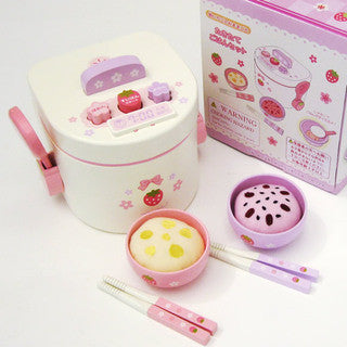 Mother Garden Playing House Rice Cooker Set
