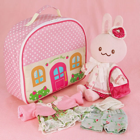 Usamomo Doll Outfit Bag Set