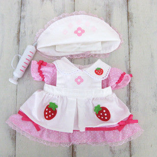 Usamomo Doll Nurse Dress Set