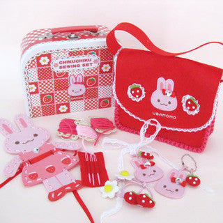 Usamimi Craft Set Red