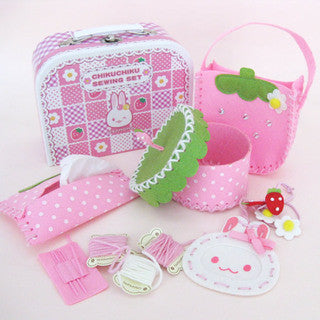 Usamimi Craft Set Pink
