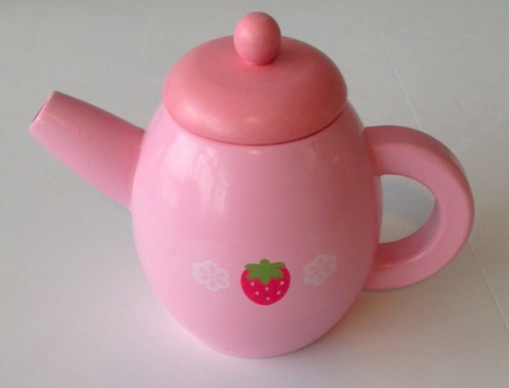 Mother Garden Strawberry Pot for Sweet Café