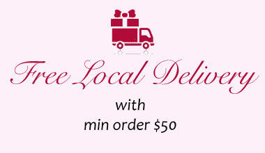 Free local delivery service
