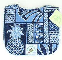 Load image into Gallery viewer, Personalized, Made to Order, Coordinating Hawaiian Baby Gifts: Kawika Blue