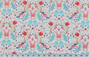 Made to Order, Coordinating Baby Gifts: Garden Bunny Cream