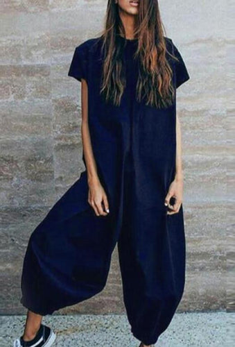 Elegant Long Jumpsuit