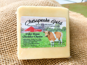 CGF CIDER HOUSE Cheddar Cheese
