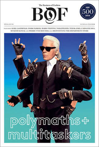 Issue 03: Polymaths & Multitaskers