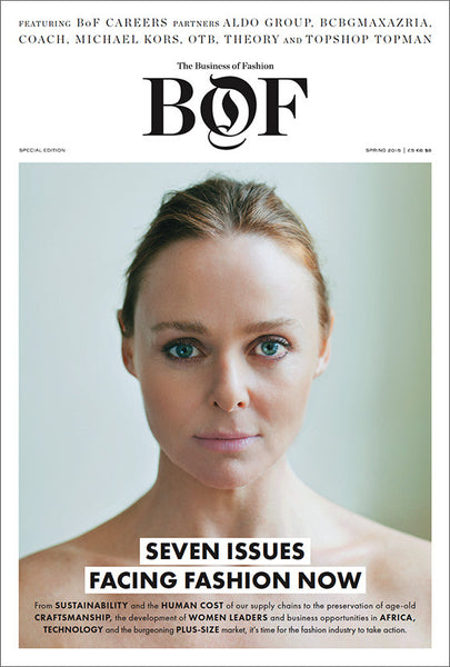 Issue 04: Seven Issues Facing Fashion Now