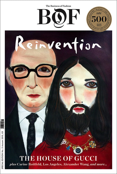Issue 05: Reinvention & BoF 500 2015