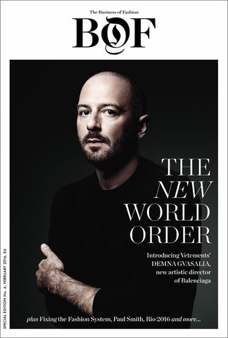 Issue 06: The New World Order