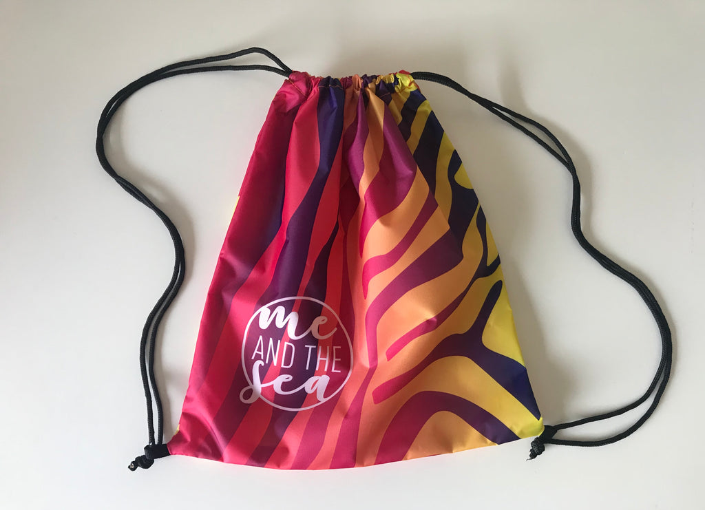 Wildside Drawstring Bag