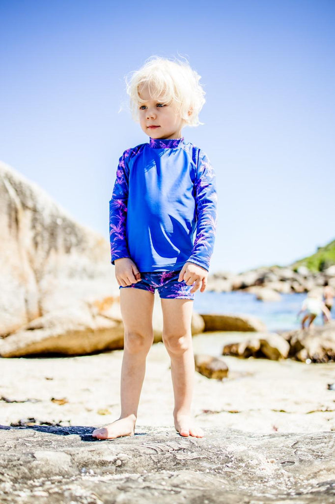 Funky Palm Kiddies Summer Set (Shorts)