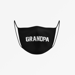 GRANDPA Face Mask
