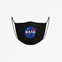 Load image into Gallery viewer, Kids NASA Logo Face Mask