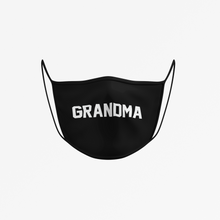 Load image into Gallery viewer, GRANDMA Face Mask
